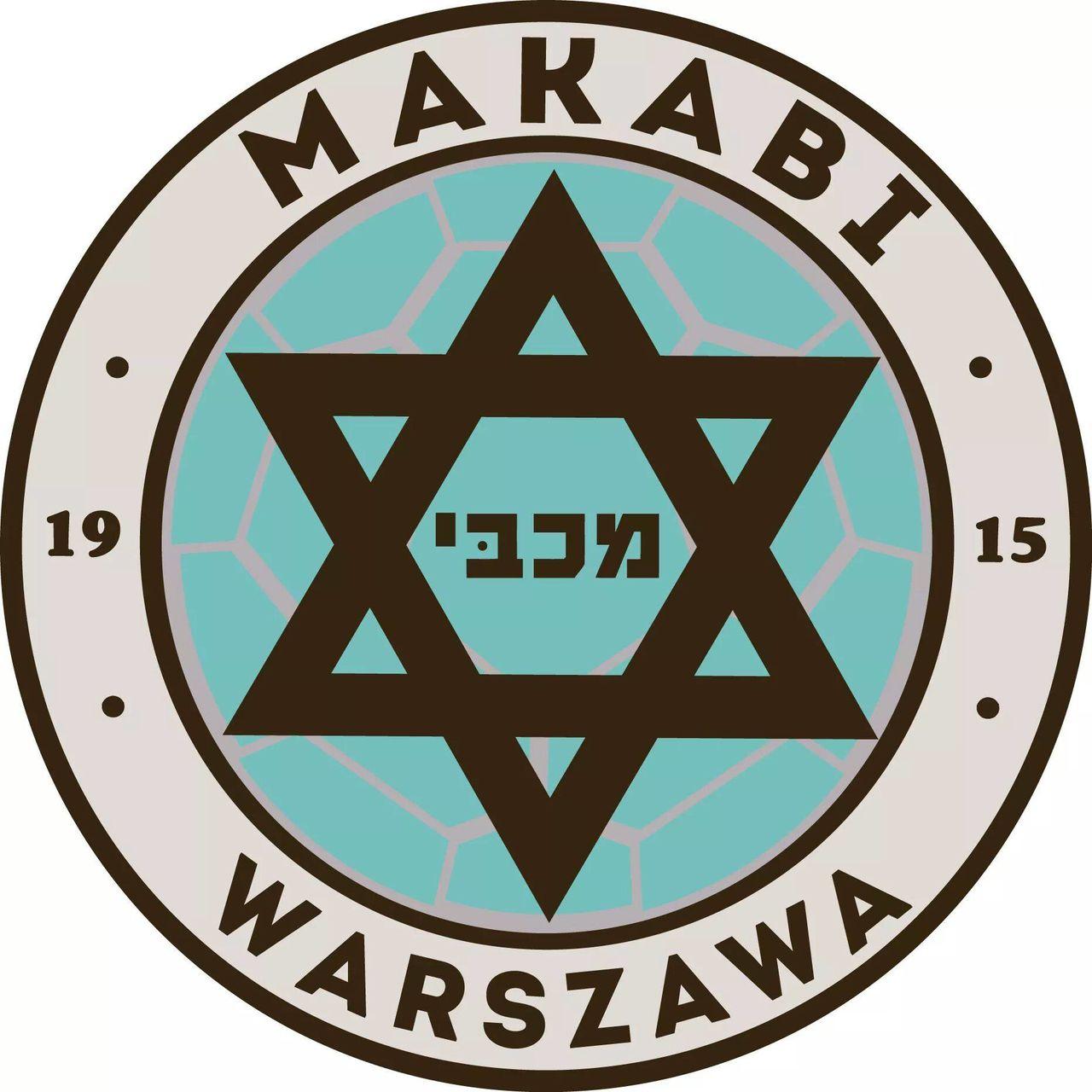 Logo Makabi Warszawa