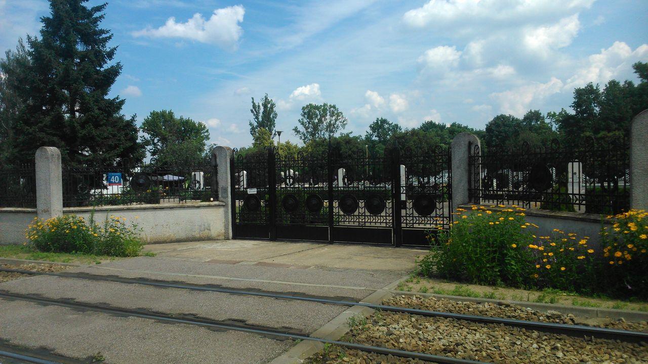 Cmentarz Żołnierzy Włoskich w Warszawie