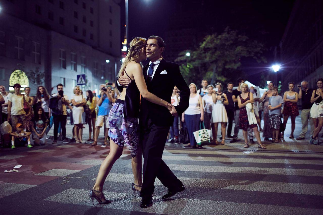 Wielokulturowe Warszawskie Street Party 2016