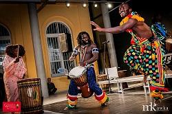 """Африканське шоу """"Арт Ґібамі"""" (African Show 'Art Gibami')"""