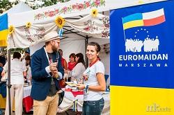 Евромайдан Варшава