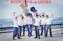 El grupo 'Recicl@-G en Cuero'