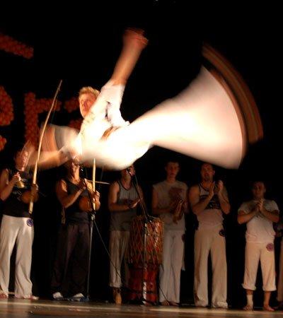 FICAG - Fundaçao Internacional Capoeira Artes das Gerais