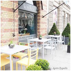 Restauracja Rusiko - widok od ulicy