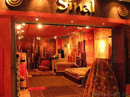 Sinal - dywany orientalne