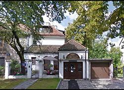 Của hàng rượu vang Molodova- winnice Mołdowy