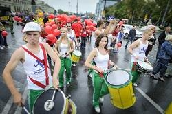 Drumbastic Samba Batucada