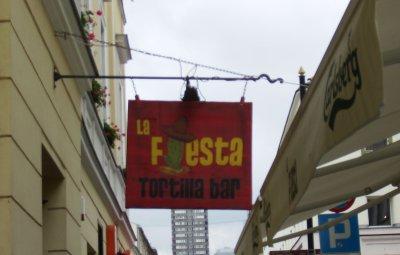 La Fiesta Tortilla Bar