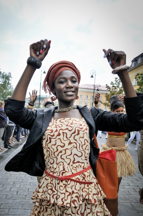 Mulemba - dàn múa Châu Phi