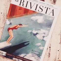 Двухмесячный журнал Ла Rivista