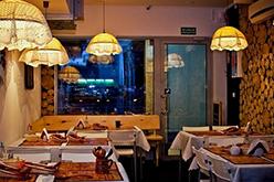 Klukovka - restaurante ruso