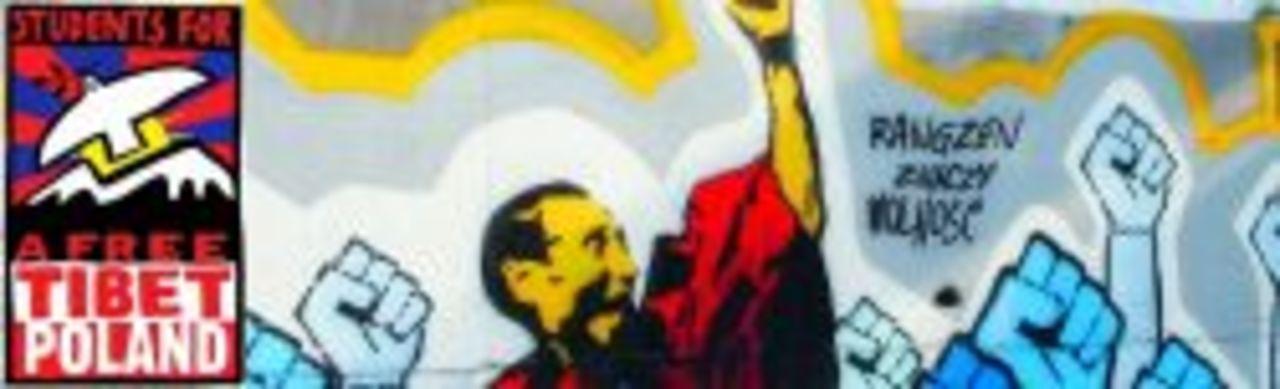 Sinh viờn cho Phong trào Giải phúng Tõy Tạng