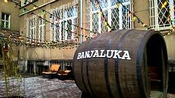 المطعم بانيا لوكا
