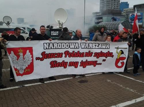 The Polish bipolarity towards the immigrants