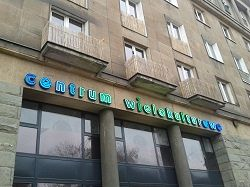 The Multicultural Center in Warsaw